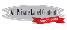 All Private Label Content Coupons and Promo Code
