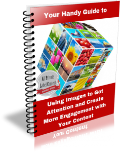 Using Images in Your PLR Content