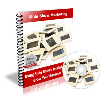 Slide Show Marketing Audio and Guide