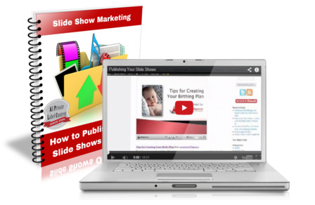 Slide Show Publishing Video and Guide