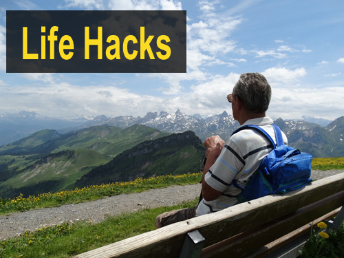 life hacks - plr articles