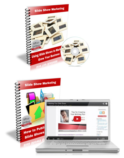 Marketing with Slide Show